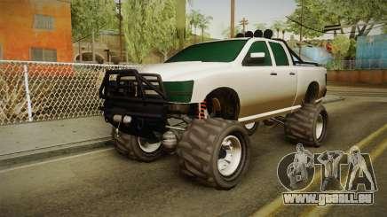 GTA 5 Bison 4x4 für GTA San Andreas