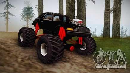AMC Pacer Monster Truck pour GTA San Andreas