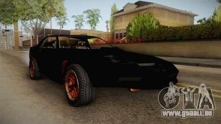 GTA 5 Imponte Ruiner 3 Wreck pour GTA San Andreas