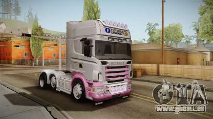 Scania R620 Eskrem Gerrok für GTA San Andreas