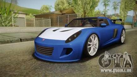 GTA 5 Voltic für GTA San Andreas