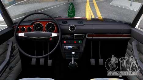 VAZ 2103 für GTA San Andreas Innenansicht