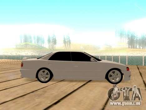 Toyota Chaser für GTA San Andreas rechten Ansicht