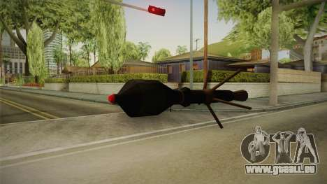 Blacklight: Retribution - RL5 pour GTA San Andreas troisième écran