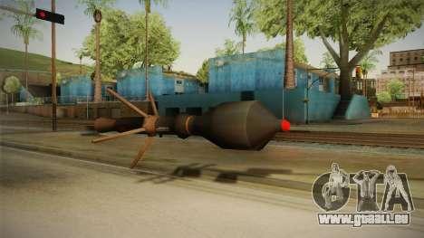Blacklight: Retribution - RL5 pour GTA San Andreas