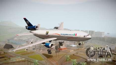 McDonnell-Douglas DC-10 Aeromexico pour GTA San Andreas
