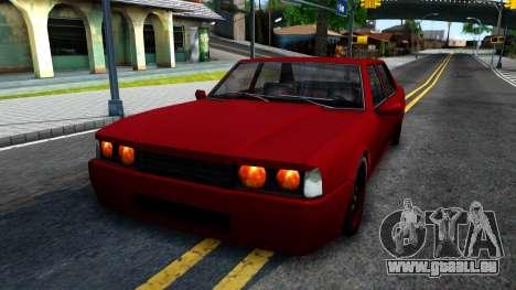 Vincent German Style pour GTA San Andreas