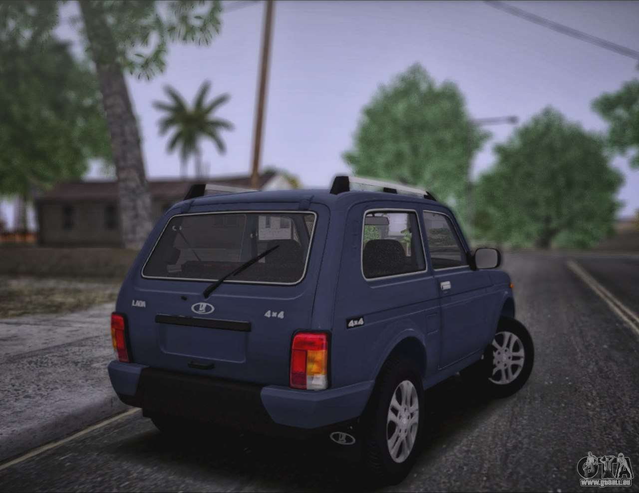 lada niva urban 2016 pour gta san andreas. Black Bedroom Furniture Sets. Home Design Ideas