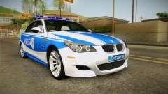 BMW M5 E60 Saobracajna Policija