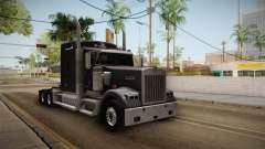 Kenworth W900 ATS 6x4 Cab Normal pour GTA San Andreas