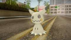 Pokémon-Sun And Moon - Mimikyu