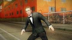 007 Legends Craig Tuxedo Black