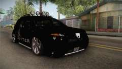 Dacia Duster Aventure Stance pour GTA San Andreas