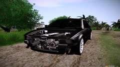 BMW M5 E39 GVR pour GTA San Andreas