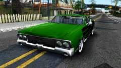 Sabre Drift Green Strips
