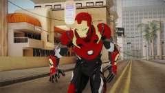 Spider-Man Homecoming - Iron Man MK47 pour GTA San Andreas