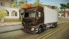 Iveco Stralis Hi-Way 560 E6 6x2 Cooliner v3.0
