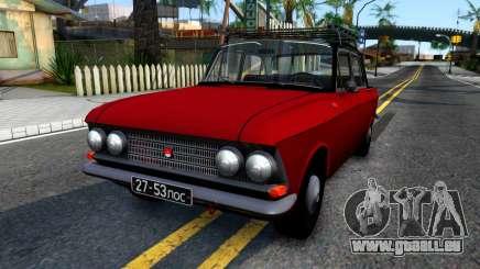 AZLK-408 für GTA San Andreas