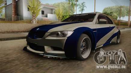 BMW M3 NFS Most Wanted Liberty Walk pour GTA San Andreas