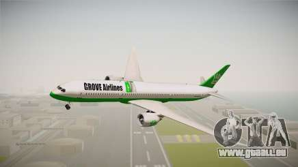 Boeing 787 Grove Airlines pour GTA San Andreas