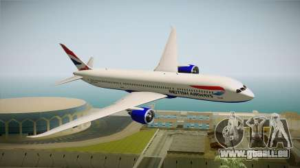 Boeing 787 British Airways für GTA San Andreas