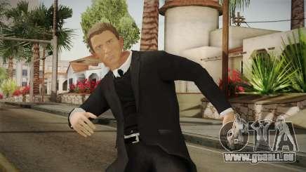 007 James Bond Daniel Craig Suit v1 pour GTA San Andreas
