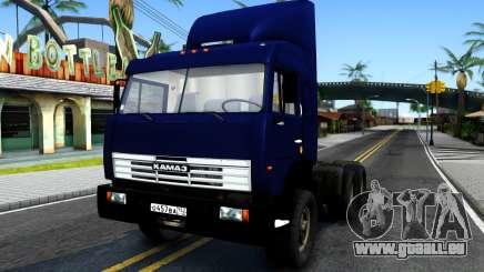 KamAZ 54115 für GTA San Andreas
