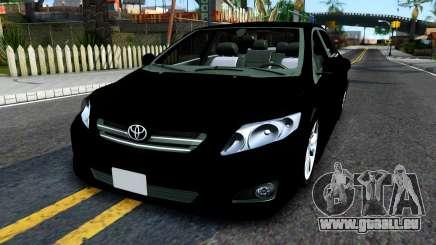 Toyota Corolla pour GTA San Andreas