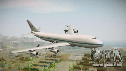 Boeing 747-123 NASA für GTA San Andreas