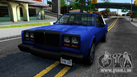 Schyster Greenwood pour GTA San Andreas