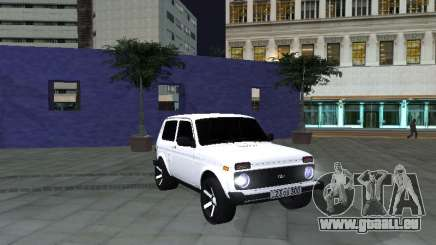 Vaz 2121 Stepanavan-Armenia für GTA San Andreas