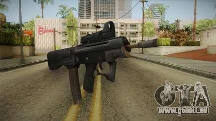 Battlefield 4 - JS2 für GTA San Andreas