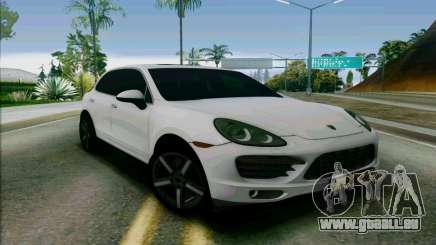 Porsche Cayenne pour GTA San Andreas