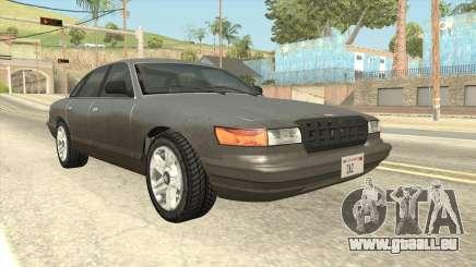 GTA 5 Vapid Stanier pour GTA San Andreas