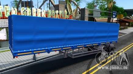NefAZ Remorque pour GTA San Andreas