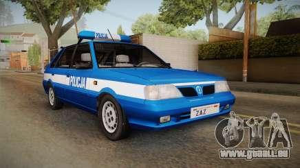 Daewoo-FSO Polonez Caro Plus Policja 1.6 GLi pour GTA San Andreas
