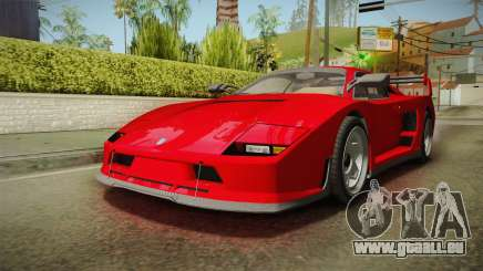 GTA 5 Grotti Turismo Classic IVF für GTA San Andreas