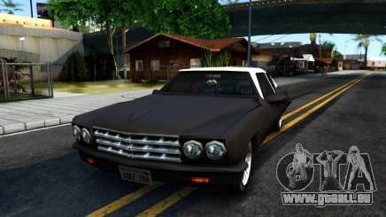GTA 3 Yardie Lobo für GTA San Andreas