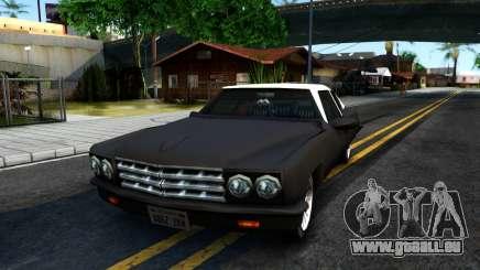 GTA 3 Yardie Lobo pour GTA San Andreas