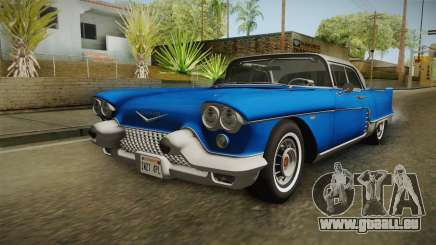 Cadillac Eldorado Brougham 1957 IVF pour GTA San Andreas