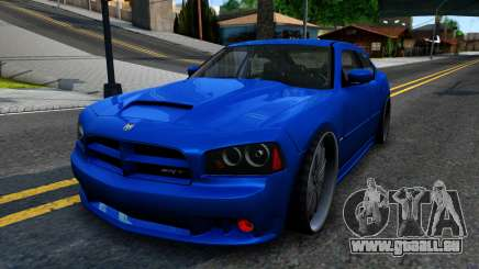 Dodge Charger 2006 pour GTA San Andreas