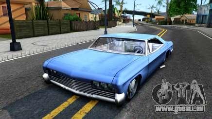 Custom Blade pour GTA San Andreas
