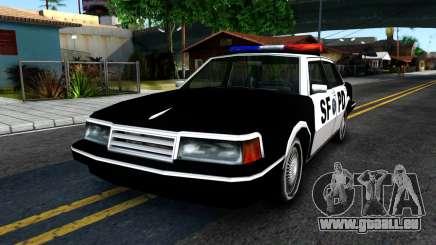 Nebula Police pour GTA San Andreas