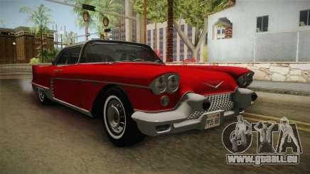 Cadillac Eldorado Brougham 1957 HQLM für GTA San Andreas