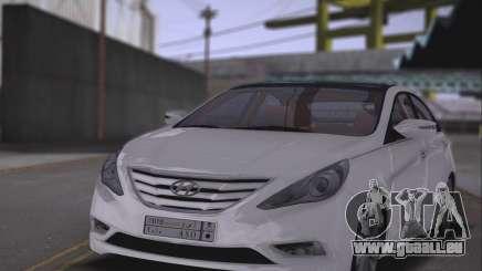 Hyundai Sonata Y20 für GTA San Andreas