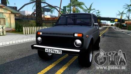VAZ Niva 2121 pour GTA San Andreas