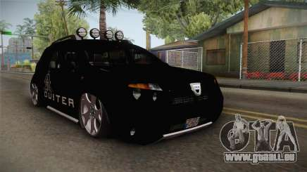 Dacia Duster Aventure Stance pour GTA San Andreas