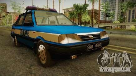 FSO Polonez Atu Policja pour GTA San Andreas