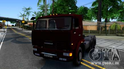 KamAZ 65115 pour GTA San Andreas