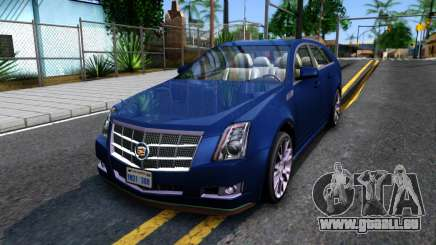 Cadillac CTS Sport pour GTA San Andreas